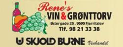 Rene's Vin & Grønttorv
