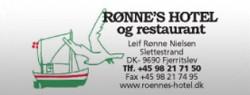 Rønne's Hotel & Restaurant